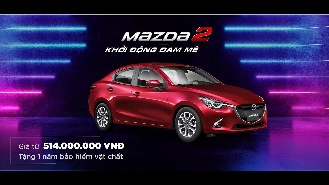 [TVC] Mazda2 Mới - Khởi động đam mê