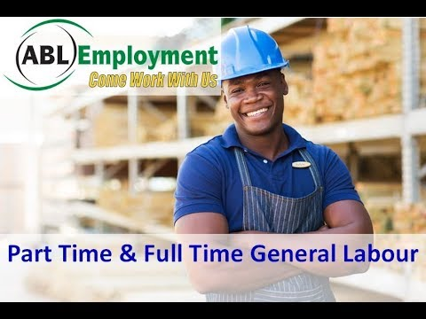 Internal Staff: ABL Employment - Part Time & Full Time Jobs In Hamilton