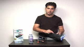 Toner Refill Kit Instructions - how to refill laser toner cartridges using toner refills