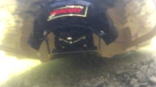 SJX Jet Boats-Ez-Clean (Stomp Grate) In Action Underwater