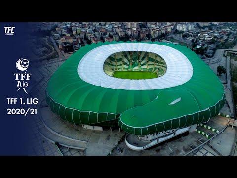 TFF 1. Lig 2020/21 Stadiums