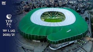 TFF 1 Lig 2020 21 Stadiums