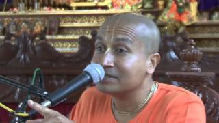 Lessons from Ramayana Class by HG Gouranga Prabhu