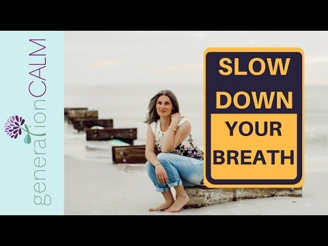 Breathing exercises for anxiety and panic attacks | Reduce your anxiety NOW