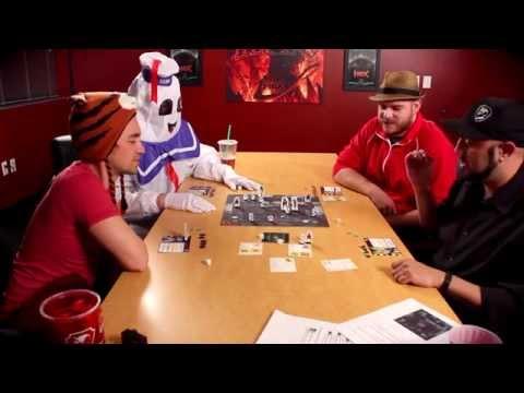 Ghostbusters The Board Game - Boss Battle!