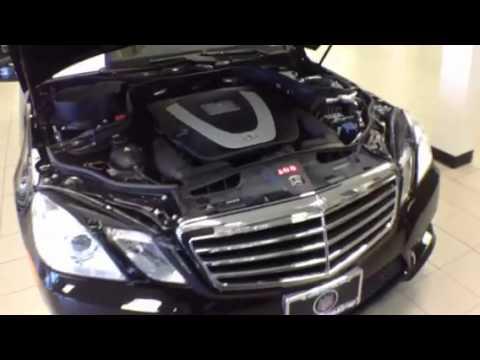 2011 Mercedes Benz E Class E350 4matic Loeber Motors