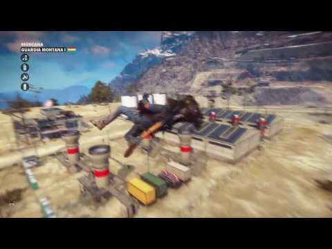 Just Cause 3  Episode 38: Liberation of Montana