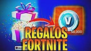 REGALO 12 DE LOS *14 DÍAS DE FORTNITE*!! Fortnite Battle Royale Regalo 12 fortnite