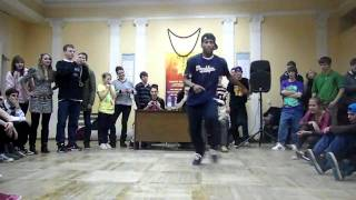 Demo De Jury - Washington Salles (House Dance)