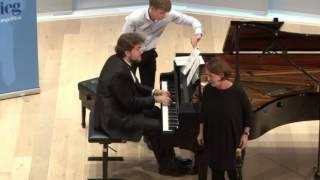 Grieg Med en vandlilje Op.25, No.4  (Hilde Haraldsen Sveen)