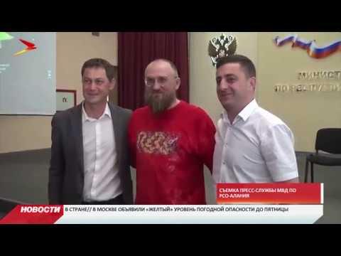 В Северную Осетию приехал известный спортсмен-паралимпиец Сергей Бурлаков