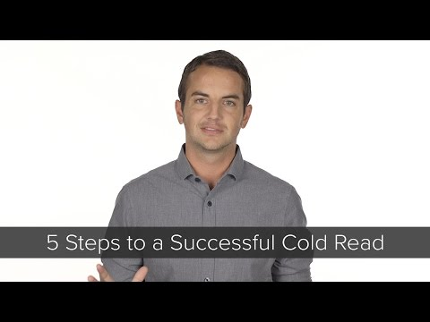 how to cold read a person