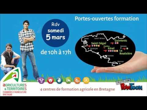 5 mars les 4 centres de formation de la chambre d 39 agriculture de bretagne ouvrent leurs portes - Chambre d agriculture de bretagne ...