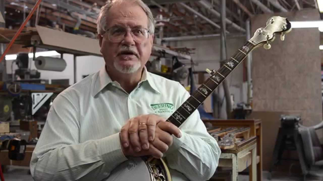 Introducing the Deering 40th Anniversary Limited Edition White Oak Banjo