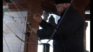 В новом храме Всех Святых в Гусеве зазвонили колокола(, 2016-12-02T16:30:00.000Z)