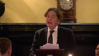 Fourth Annual Margaret Thatcher Lecture: Nigel Lawson