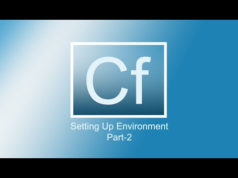 Adobe Coldfusion 11 Tutorials Setup   Part-2