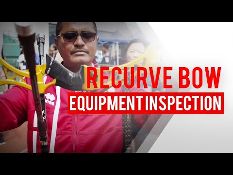 Guide To Recurve Bow Equipment Inspection