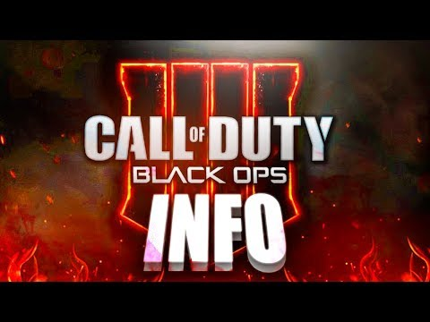 ¿REAL O FAKE? | NUEVA INFO DE CALL OF DUTY BLACK OPS 4