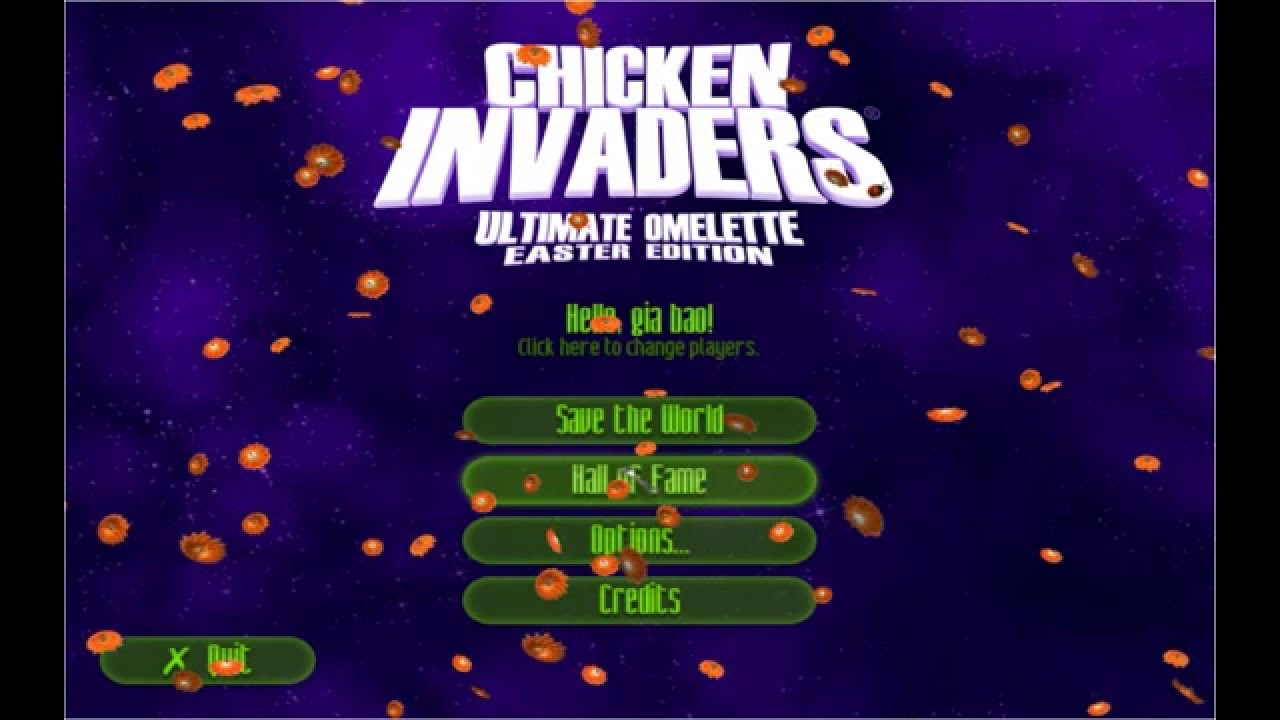 chicken invaders 4 ultimate omelette