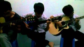Dung Buoc Giang Ho  tam tau guitar phaolo music