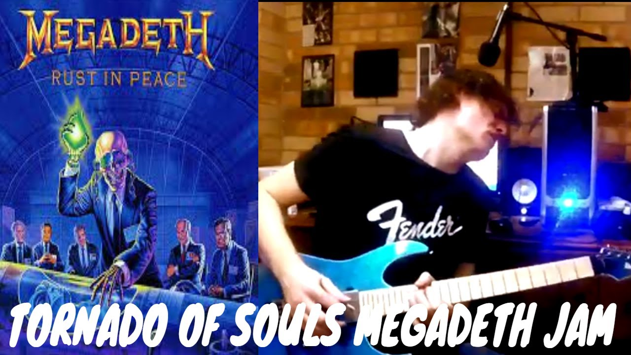 Tornado of souls Megadeth Jam