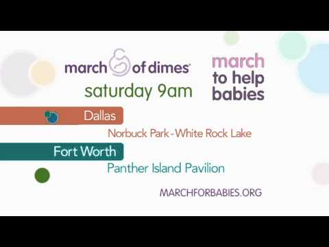 2014 Fort Worth March for Babies PSA