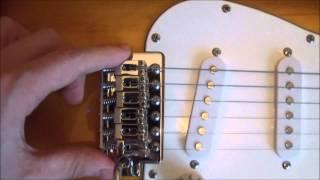 Самая дешёвая электрогитара. The cheapest electric guitar (47$)(Новый обзор на эту гитару по адресу http://youtu.be/GIr3slRScTY Электрогитара стоимостью 1490 рублей(47$). Куплена в Ашане...., 2013-10-29T14:05:01.000Z)