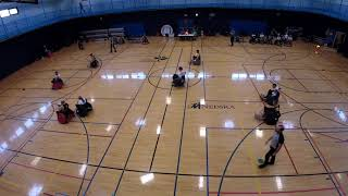 Detroit Wheel Chair Rugby Club vs Chicago Bears (2018) Game 2 Period 3