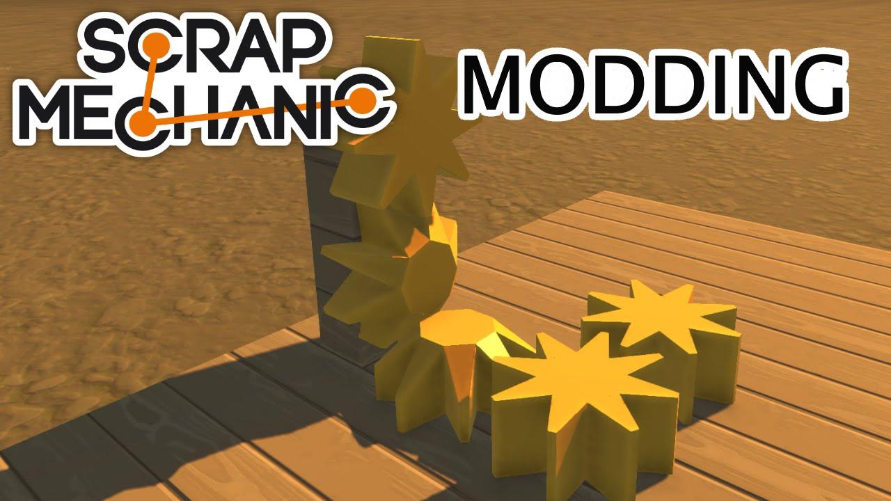 Скачать scrap mechanic: mjm mod: switches! Смотреть онлайн.