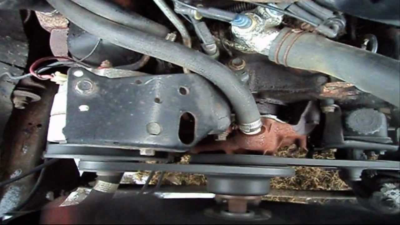 Checking Ignition Timing on the '85 Caprice  YouTube
