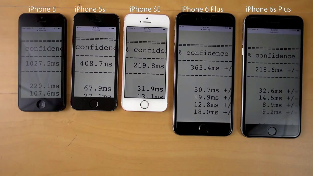 Iphone 5 vs 5se
