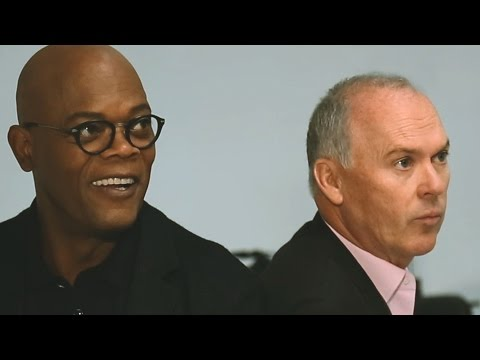 Actors on Actors: Samuel L. Jackson and Michael Keaton – Full Video