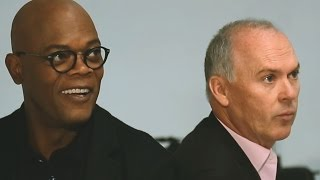 Actors on Actors: Samuel L. Jackson and Michael Keaton - Full Video