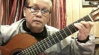 Ai Lên Xứ Hoa Đào (Hoàng Nguyên) - Guitar Cover