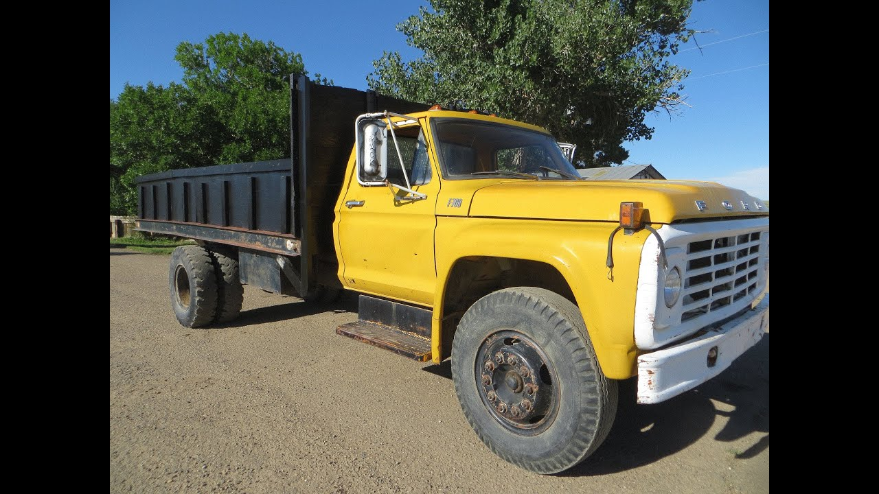 1970S Ford Trucks For Sale