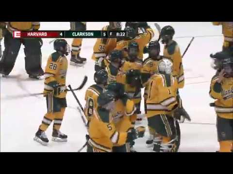 Clarkson 2018 ECAC Hockey Lake Placid Moments