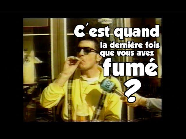 [1996] Le cannabis − Télé Bocal