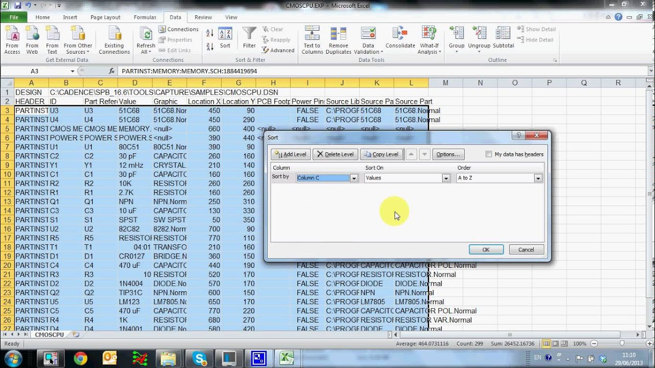 Export and Import Properties in OrCAD Capture on print to pdf, save as pdf, add watermark to pdf, change to pdf, export to pdf,