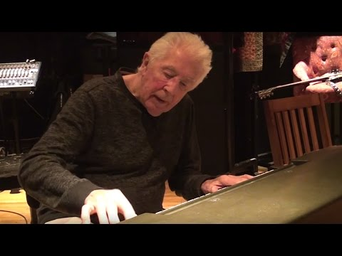 """John Mayall - The Making of """"Talk About That"""""""