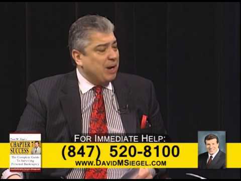 Bankruptcy Trustee Searches For Assets - YouTube