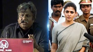 """""""Nayanthara is like Assistant Director in this film""""- Gopi Nainar 