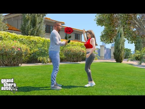 GTA 5 REAL LIFE MOD #275 FIRST DATE WITH MIA (GTA 5 Mods)
