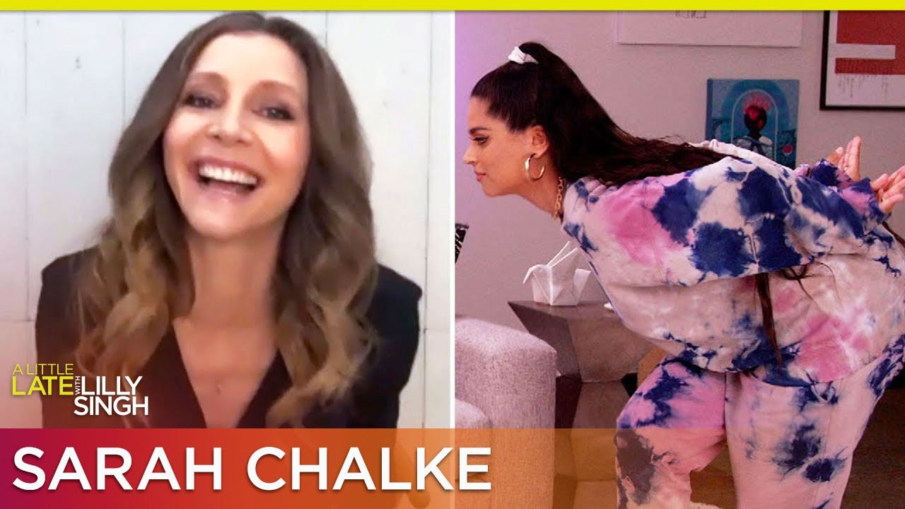 Charades in Punjabi and French w/ Sarah Chalke