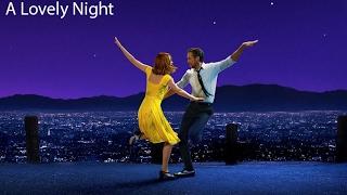 "Cover images A Lovely Night - From ""La La Land"" Soundtrack - Ryan Gosling - Emma Stone"