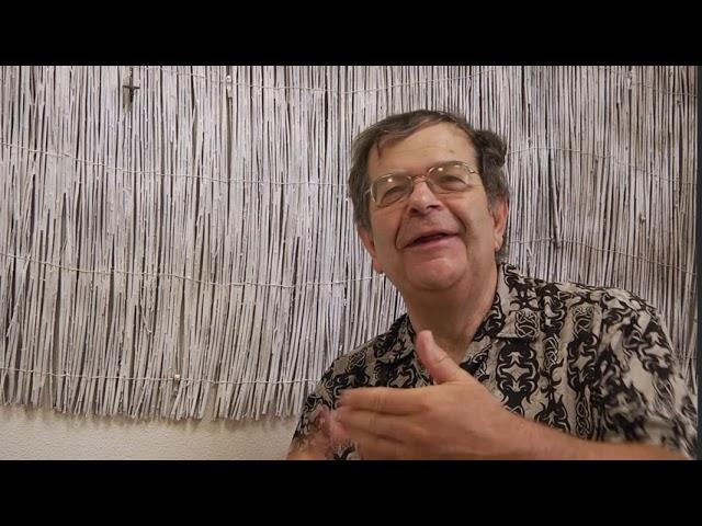 Portrait du P. Bruno Deroux