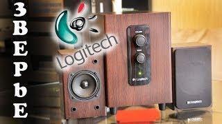 Обзор - Logitech Multimedia Speakers Z443