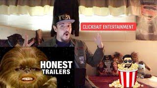 Honest Trailers - Star Wars Spinoffs REACTION