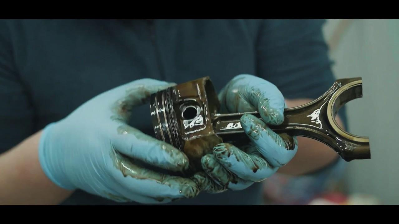 C32/37: Episode #7 (Разбор, Дефектовка, Ремонт мотора M112 kompressor)