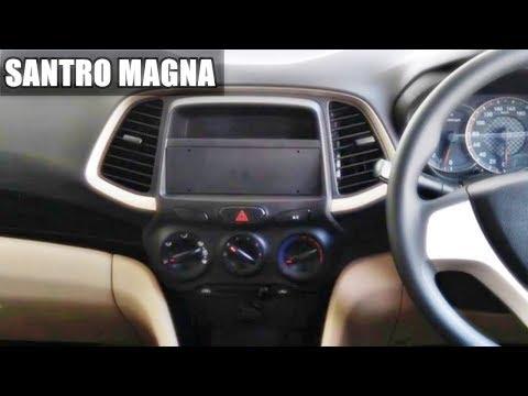 Hyundai santro magna variant walkaround short video | santro era vs magna vs santro sportz | asy